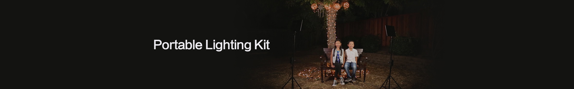 Portable Lighting Kit